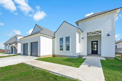 Broussard Single Family Home For Sale: 305 Easy Rock Landing Drive