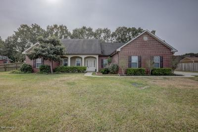 St Martinville, Breaux Bridge, Opelousas Single Family Home For Sale: 126 Grand Rue De Josh