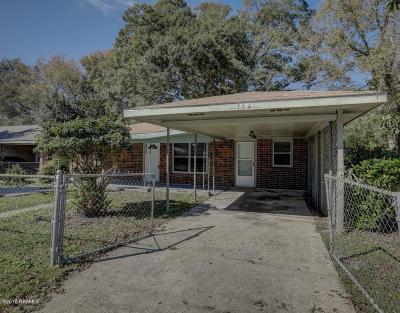 Breaux Bridge Single Family Home For Sale: 704 Cecile Boulevard