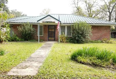 Vermilion Parish Single Family Home For Sale: 1617 S State Street
