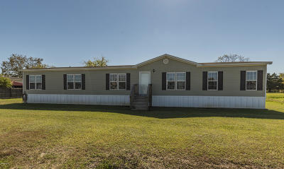 Erath Single Family Home For Sale: 3405 Felias Road