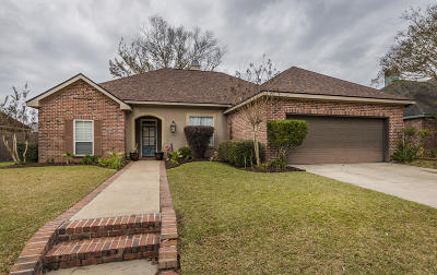 Youngsville Single Family Home For Sale: 105 Copal Drive