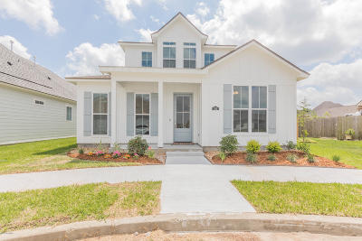 Laurel Grove Single Family Home For Sale: 310 Harvey Cay Lane