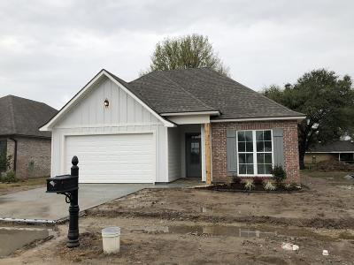 Carencro Single Family Home For Sale: 115 Safe Haven Drive