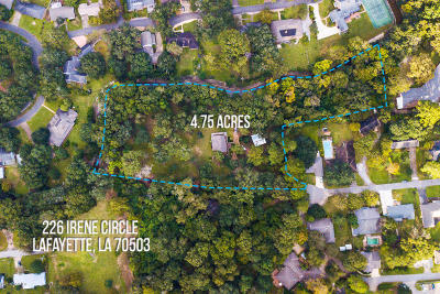 Lafayette Residential Lots & Land For Sale: 226 Irene Circle