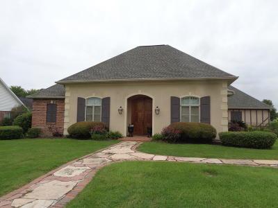 Ville Platte Single Family Home For Sale: 1531 Rene Ann Drive