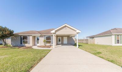 Breaux Bridge Single Family Home For Sale: 1041 Gary Drive