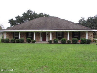 Lafayette Single Family Home For Sale: 202 Huggins Road