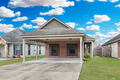 Carencro Single Family Home For Sale: 306 Wexford Street