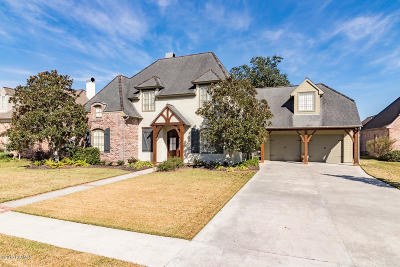 Lafayette Single Family Home For Sale: 103 Flagstone Court