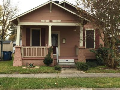 Lafayette Single Family Home For Sale: 608 S Magnolia Street