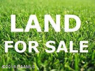 Ville Platte Residential Lots & Land For Sale: Tbd W Lincoln Road