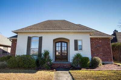 Youngsville Rental For Rent: 1003 Southlake Circle