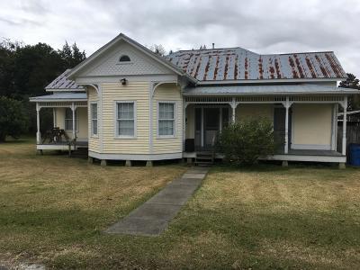 Franklin Single Family Home For Sale: 1532 Borne St. Street