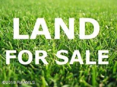 St Martin Parish Residential Lots & Land For Sale: Tbd Camp Bon Temps