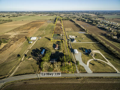 Farm For Sale: Tbd La Highway 339
