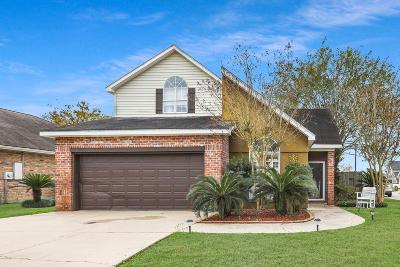 Lafayette Single Family Home For Sale: 307 Heatheroak Avenue