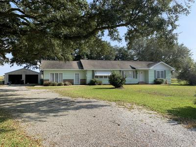 Kaplan Single Family Home For Sale: 9507 La Highway 13