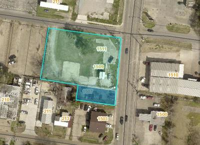 Lafayette Residential Lots & Land For Sale: 1500 Moss Street