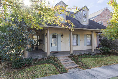 Lafayette LA Single Family Home For Sale: $475,000