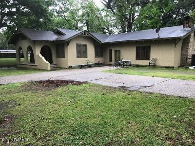Lafayette Single Family Home For Sale: 209 Pecan Orchard Road