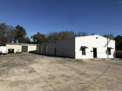 Youngsville Commercial For Sale: 205 E Angus Drive