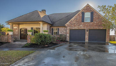 Lafayette Single Family Home For Sale: 106 Stones Throw Cove
