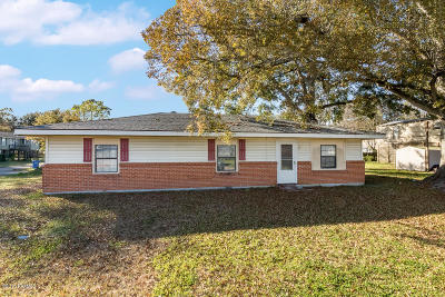 Delcambre Single Family Home For Sale: 308 E Laurence Street