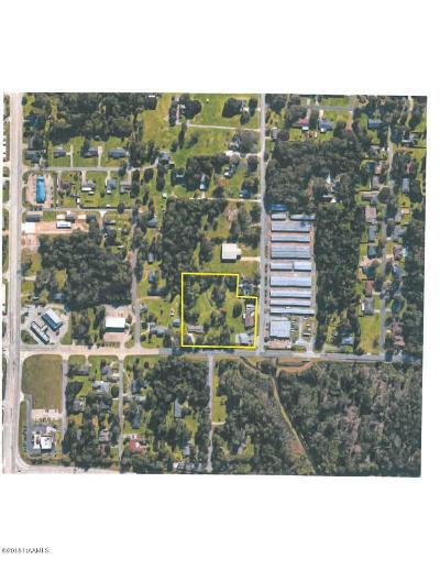 Calcasieu Parish Residential Lots & Land For Sale: 2005/2017 W Prien Lake Road