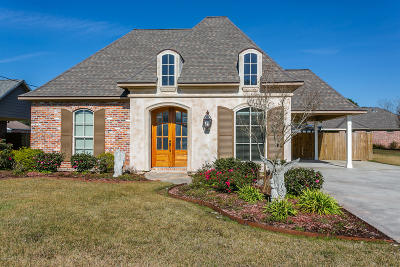 Eunice Single Family Home For Sale: 1350 College Road