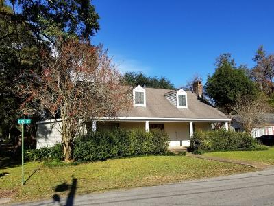 Abbeville  Single Family Home For Sale: 301 E Oak Street