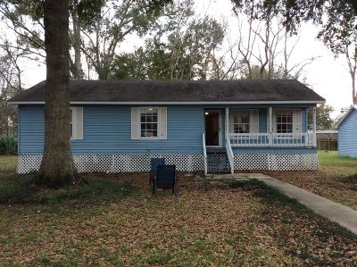 Carencro Single Family Home For Sale: 214 Adaline Street