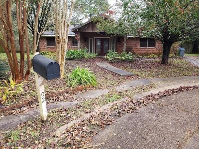 Lafayette Single Family Home For Sale: 102 Beechwood Drive