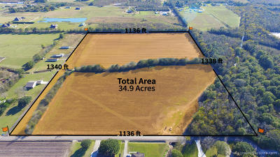 Farm For Sale: 200 Blk Hollier Road