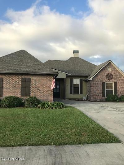 Youngsville Single Family Home For Sale: 106 Shadowbrook Lane