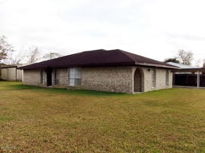 Franklin Single Family Home For Sale: 604 Curtis Dr.