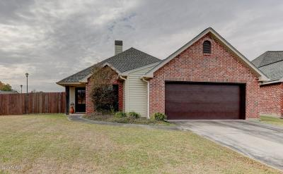 Youngsville Single Family Home For Sale: 401 Quiet Meadows Circle