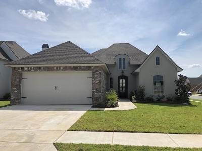 Youngsville Single Family Home For Sale: 241 Santander Drive