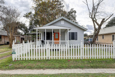 New Iberia Single Family Home For Sale: 404 N Landry Drive