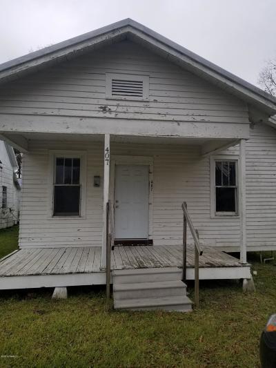 Rayne Single Family Home For Sale: 407 N Bradford Street