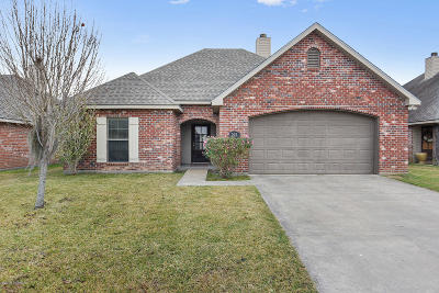 Youngsville Single Family Home For Sale: 205 Camelot Hill Drive