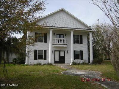 Single Family Home For Sale: 1022 La Savanne Drive