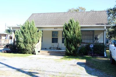 Crowley Multi Family Home For Sale: 803, 805, 807, & 809 S. Eastern Avenue