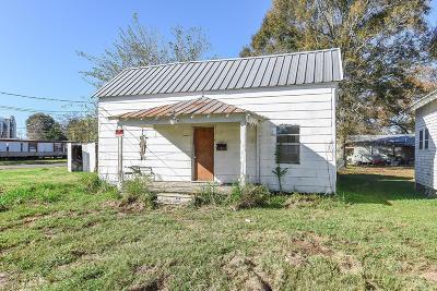 Rayne Single Family Home For Sale: 403 N Bradford Street