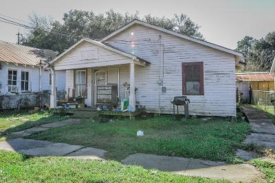 Rayne Single Family Home For Sale: 805 American Legion Drive