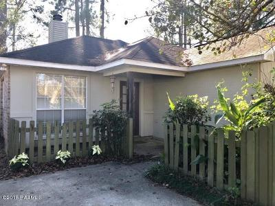 Youngsville Single Family Home For Sale: 311 Pine Valley Drive