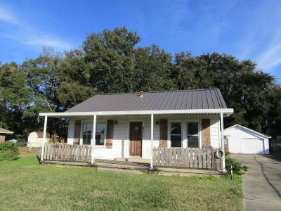 Carencro Single Family Home For Sale: 5012 N Universtiy Avenue