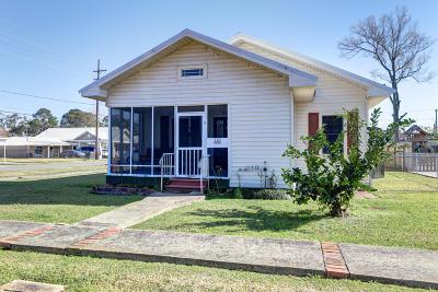 Rayne Single Family Home For Sale: 110 N Cunningham Street