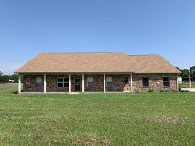 Rayne Single Family Home For Sale: 515 Nation Road
