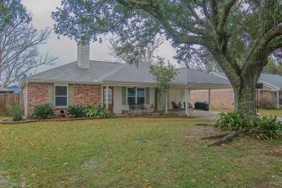 Lafayette Single Family Home For Sale: 214 Belle Plaine Avenue